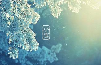 今日小雪 | 小雪雪满天,来年必丰年!